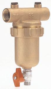 Filtre autonettoyant en laiton tamis inox 100 microns - Filtre a tamis ...